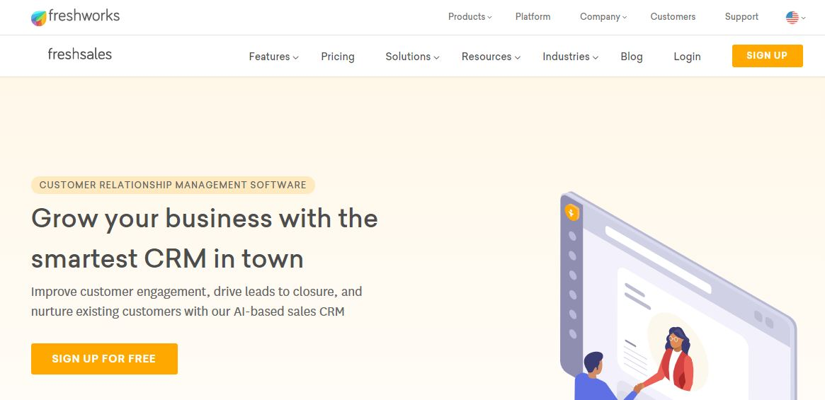 Cloud CRM software in UAE